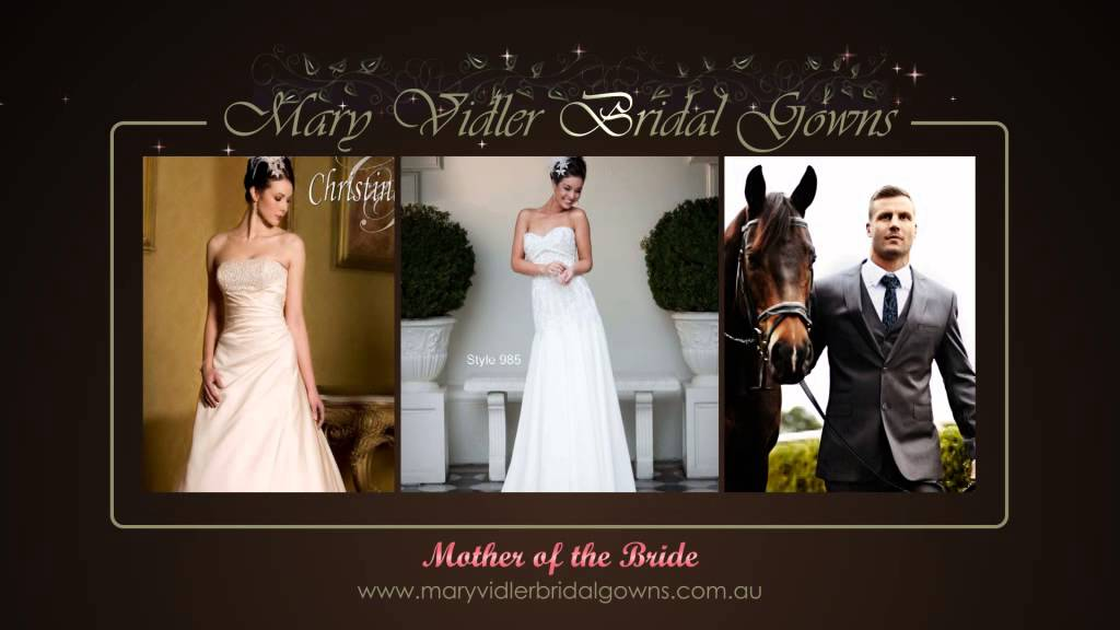 Mary Vidler Bridal